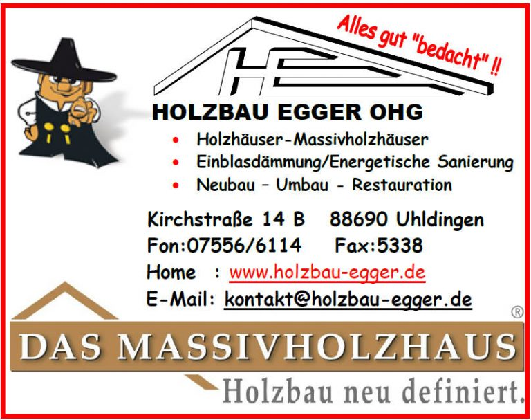 Holzbau Egger
