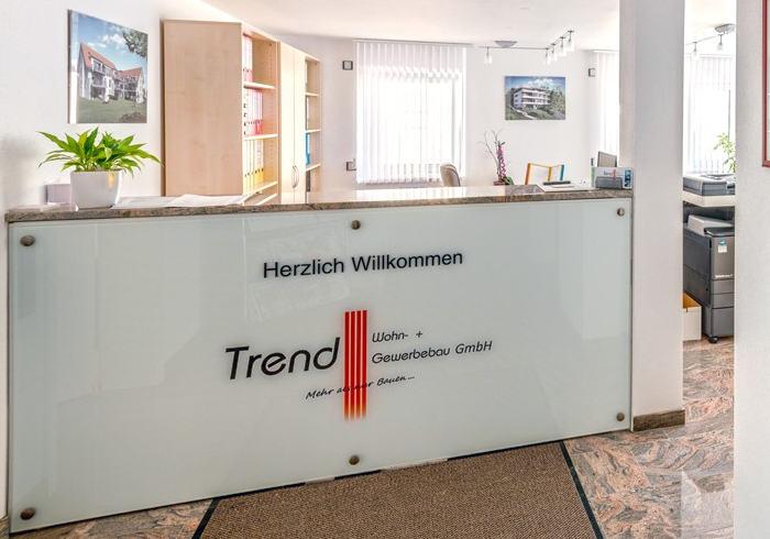 Trend Wohn + Gewerbebau