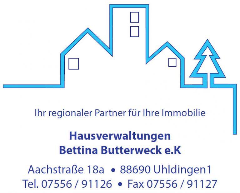 Hausverwaltungen Bettina Butterweck